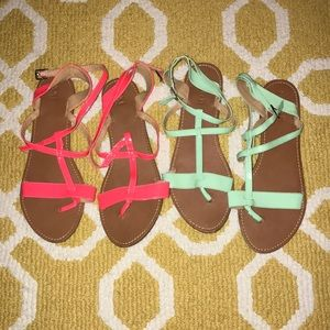 Forever 21 thing Sandals